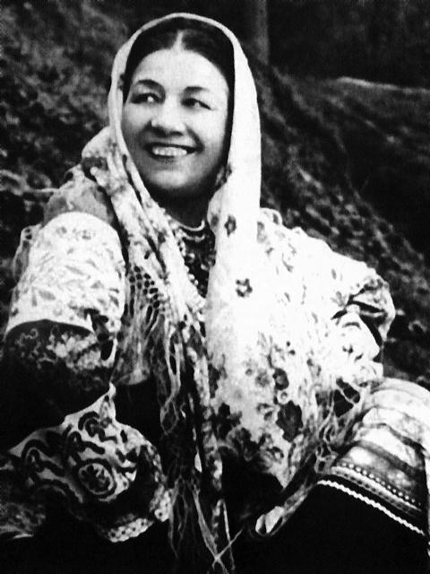 Русланова