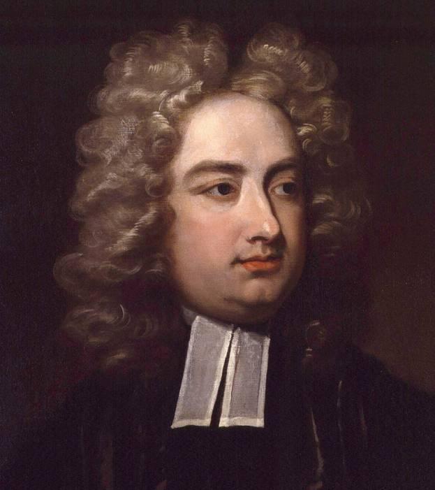 30 ноября – 350 лет со дня рожденияДжонатана Свифта (1667-1745), английского писателя.